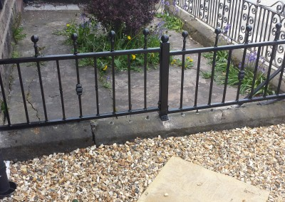 Adlington side rails