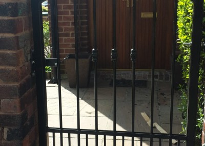 Karen Armstrong gate